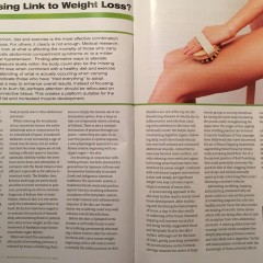 The Missing Link to Weight Loss?